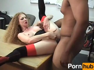 Interracial Anal Invaders - Scene 4