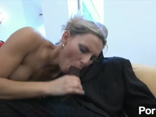 My First Black Monster Cock 4 - Scene 3