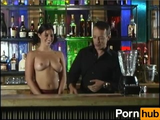 Topless Academys Guide To Bartending - Scene 4