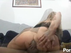 My First Black Monster Cock 4 - Scene 2