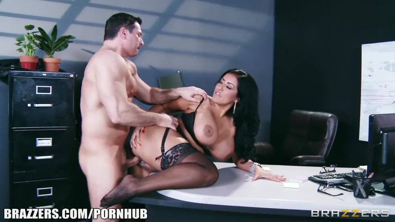 Submissive office assistant missy martinez finally fucks her 9