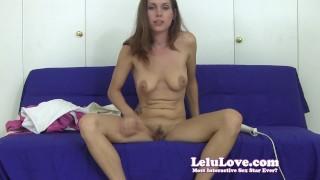 Lelu Love-Cuckolding Fantasies Vibrator Masturbation  homemade masturbation cuckolding cuckold hd amateur solo lelu fetish vibrator 1080p hitachi lelu love