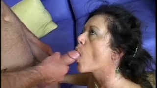 Cuckold MILFs - Scene 2  cuckold femdom mom blowjob cumshot big dick busty cougar shaved mother facial natural tits pornhub.com
