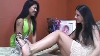 Her First Older Woman - scene 3  kissing booty lesbians asian oriental mom small tits skinny butt heels cougar shaved mother orgasm pornhub.com pussy eating small boobs girlongirl