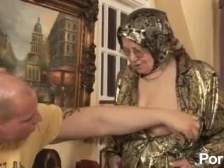 Hey My Grandma Is A Whore 18 - scene 2