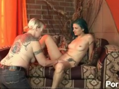 Beauty And The Butch 2 - scene 1