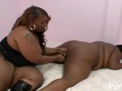 Lesbian BBBW 14 - scene 1 video