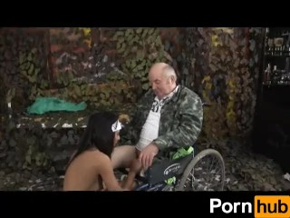 Handicap Sex 2 - scene 3