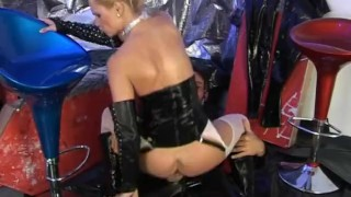 Wet Latex Dreams 11 - scene 4  pussy-eating big-cock close-up boots leash gaping femdom nylon blowjob cumshot mask latex shaved deepthroat orgasm pornhub.com