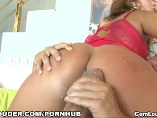 Nasty Hanna Montada in hardcore fuck Action