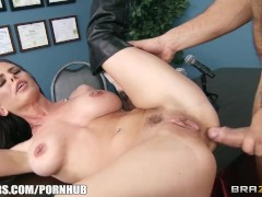 Brandy Aniston will do anything to get her medical licence