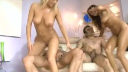 Swinger Party: Bree Olson and Amy Reid