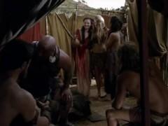 Ellen Hollman - Spartacus:War of the damned s3e1