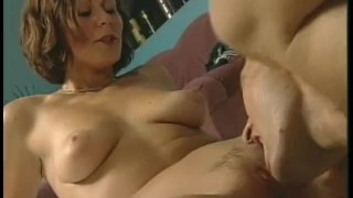 BI-SEX WORLD 2 - Scene 5  pussy-eating bareback cock-sucking blowjob cumshots brunette ass-fucking threesome nice-ass anal orgasm facial pornhub.com bi sex small boobs bi-fuck