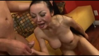 COUGAR VILLE - Scene 6  close up big tits ass fucking sloppy big cock raven oriental asian blowjob mom pornstar cumshot taiwanese fetish heels facial face fuck gag fake tits pornhub.com