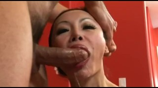 COUGAR VILLE - Scene 6  close up big tits ass fucking sloppy big cock oriental asian blowjob mom pornstar cumshot fetish heels facial pornhub.com face fuck taiwanese gag fake tits raven