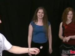 Strip Darts with Johnny and Kat vs. Joe and Daisy
