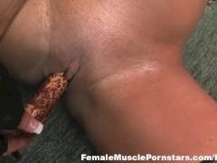 Nikki Jackson Fucks Herself While Talking Dirty