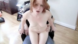 Slutty Step Sister Gets Spanke