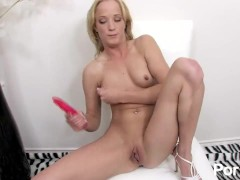 Blondie and a Little TOY