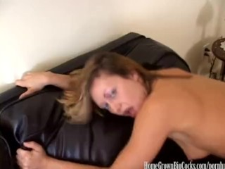 tight pussy with huge cock Very tight pussy is being fucked by a massive cock.