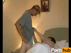Old Granny Gets Dick