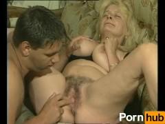 Blonde GILF With Big-Titties