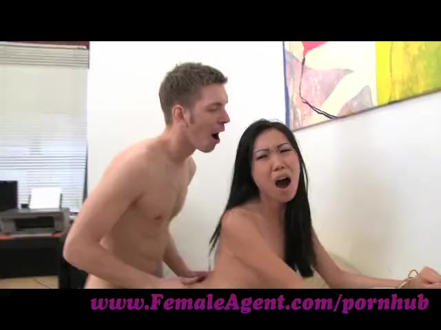 FemaleAgent. Amazing Asian sensation