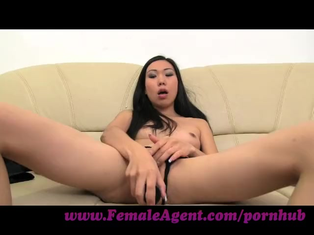 FemaleAgent. Amazing Asian sensation