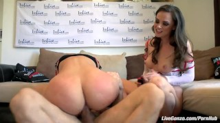 LiveGonzo Alexis Texas & Tori Black Fetish Threesome Nurses  big ass ass tits blonde fucking hot pornstar cumshot small tits fetish hardcore pussy brunette threesome big butt natural tits livegonzo