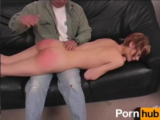 BLACKED Spanked my bare ass fuck Dark hair