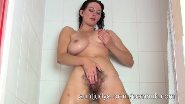 Modern mature mother takes young big cock 4