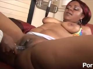 Bangin Black Babes 2 - Scene 5