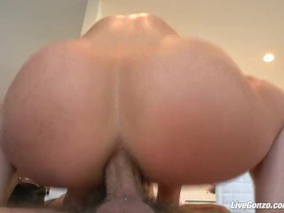 LiveGonzo Kristina Rose Petite Loves Anal Sex