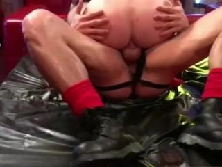 XXX porn - estel-two: Tommy Hawk Pounds Oliver