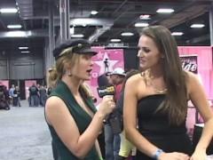 Movie:PornhubTV Tori Black Interview...