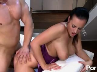 Carmen Croft And Her Big Titties