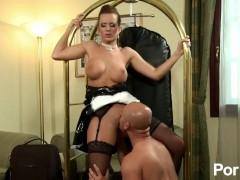 Cindy Dollar Is A Glamorous Whore
