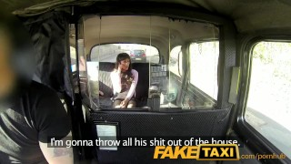 Preview 1 of FakeTaxi Jaded girlfriend in sex tape revenge