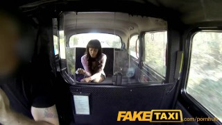 Preview 3 of FakeTaxi Jaded girlfriend in sex tape revenge