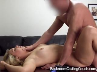 ASU Assfuck and Creampie Casting