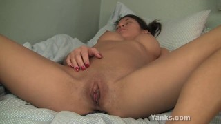 Girl Cumming - Busty Asian Leilani's orgasm contractions  homemade masturbation masturbating asian amateur masturbate female real cumming orgasm hawaiian pulsating contractions
