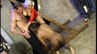 Bi Bi American Pie 12 - Scene 3  pegging big-tits pussy-licking blonde blowjob fetish milf piercing bi vibrator interracial fmm fingering threesome pornhub.com