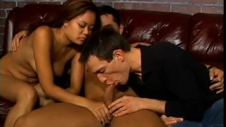 Bi Bi American Pie 9 - Scene 2 pegging pornhub.com bi fmm asian fingering cumshots hairy natural-tits small-tits anal filipino brunette pussy-licking petite ass-fucking