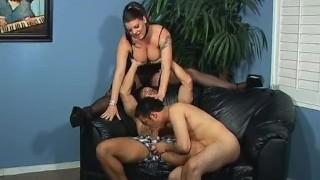 Bi Partisan 3 - Scene 1  pegging raven big-tits pussy-licking blowjob strap-on 69 bi cumshots brunette ass-fucking anal stockings pornhub.com