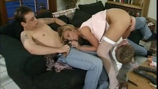 Bi Sexual Awakenings - Scene 4  retro pussy-licking blonde blowjob tattoo fetish stocking bi kinky cumshots 3some heels fmm latex fingering pornhub.com