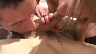 Bi Sexual Lust - Scene 4  guy on guy ass fucking pegging vintage blonde small tits skinny stocking bi cumshots shaved anal pornhub.com
