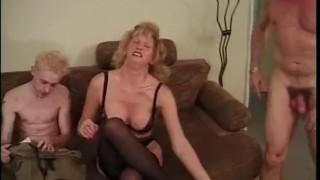 To Bi Or Not To Bi - Scene 1  milf stocking bi cumshots anal heels pornhub.com daisy chain blowjob