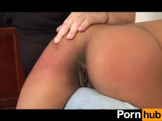 Asian Spanking Discipline - Scene 2