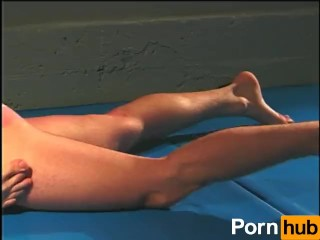 Young Barefoot Workout - Scene 2